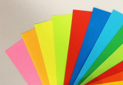 Kopierart - Material